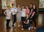 6 марта  в техникуме прошли традиционные военно-спортивные соревнования «Боевая подруга» среди девушек  I и II курсов